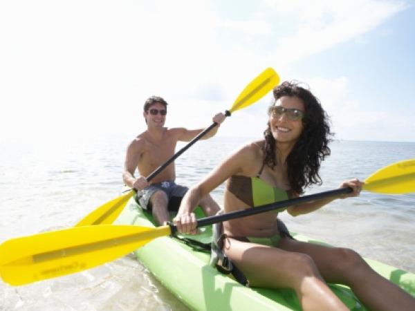 Summer Slimming Workout # 9: Canoeing or Kayaking