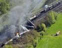 BELGIUM-TRANSPORT-ACCIDENT-CHEMICALS