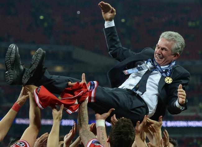 Bayern Munich Win Champions League