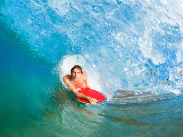 Summer Slimming Workout # 10: Extreme Water Sports