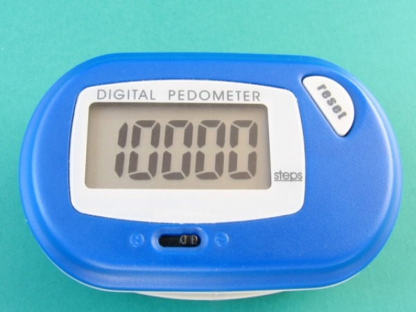 Fitness Gadgets: 20 Reasons to Buy a Pedometer : Measure distances
