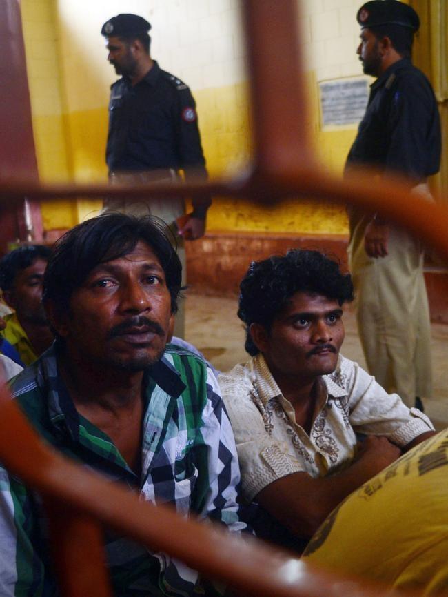 Goodwill Gesture: Pakistan Releases 45 Indian Fishermen