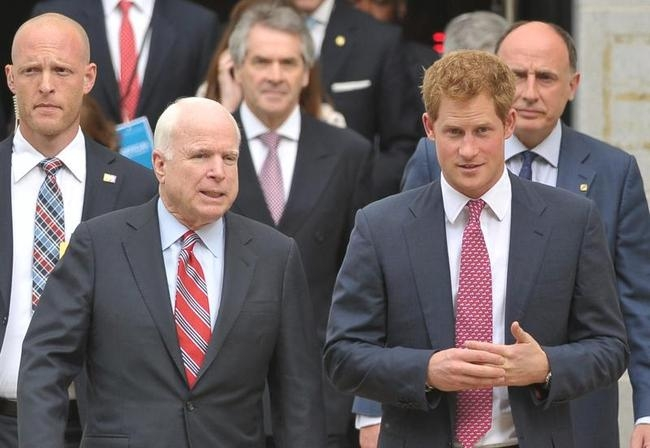 Prince Harry Charms USA: PICS