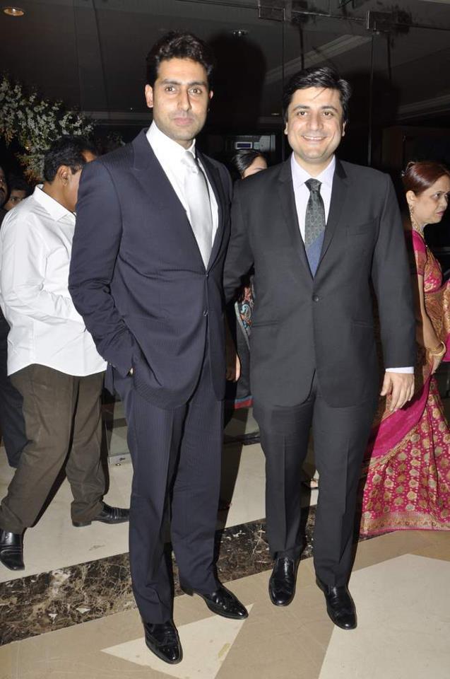 Abhishek Bachchan, Goldie Behl