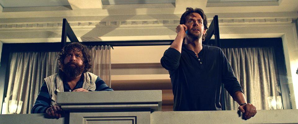 Zach Galifianakis, Bradley Cooper