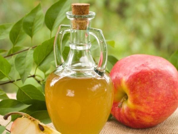 Hair Care: 20 Home Remedies for Hair Care in Men : Vinegar