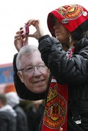 Farewell to Sir Alex Ferguson