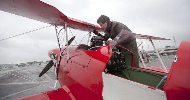 Airshow Exhibition at Antwerp Airport