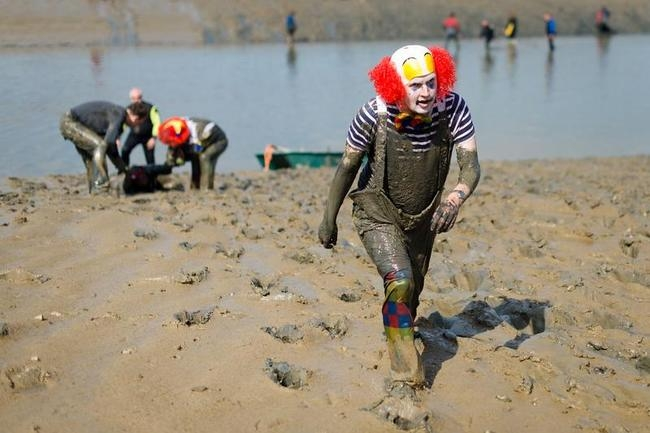 The Annual Maldon Mudrace