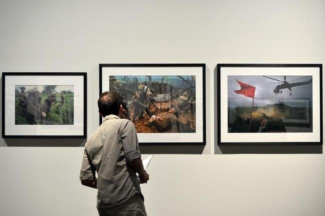 The Great Photographers Exhibition