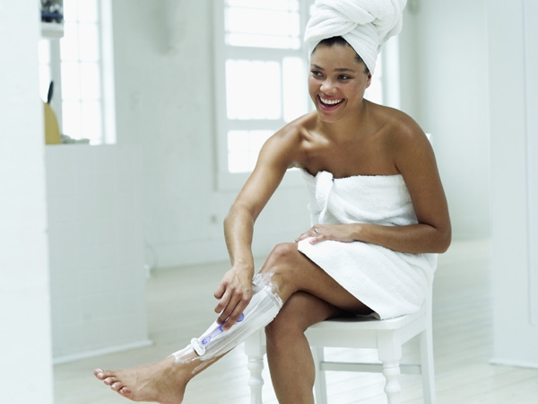 Healthy Beauty Tip # 8: Use a new shaving technique