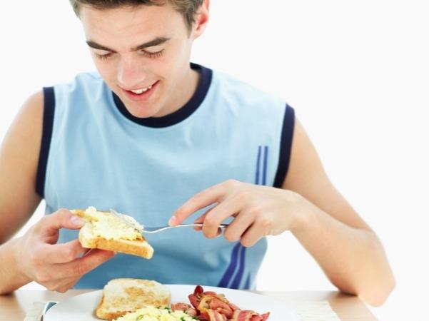 Weight Gain: Sure Shot ways to Gain Weight : Eat