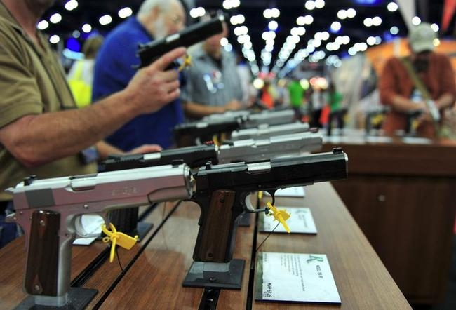 NRA Convention 2013