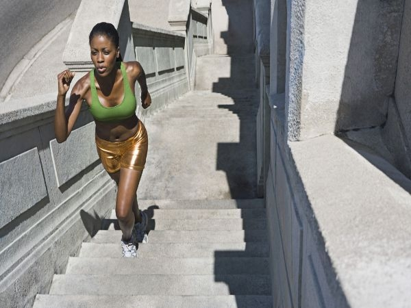 Cardio Exercises for Weight Loss: Stair Training