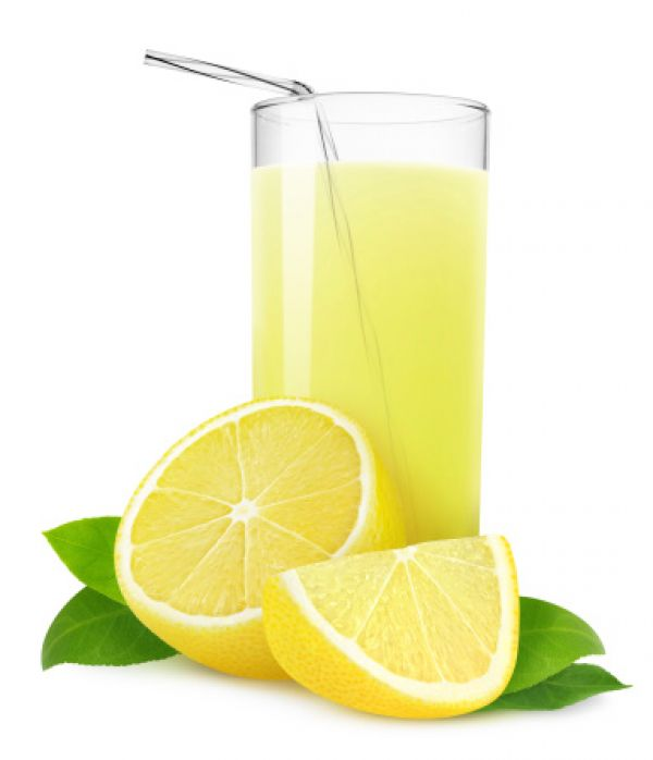 Drink lemon juice
