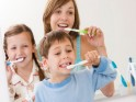 Dental care: 20 Tips for White Teeth : Brush at least twice a day