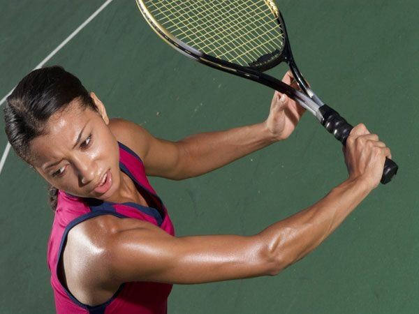 Cardio Exercises for Weight Loss: Tennis