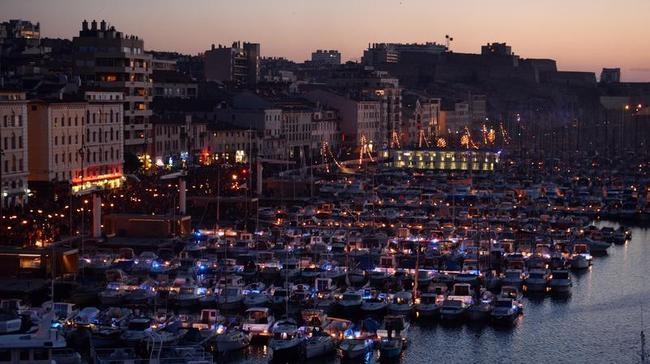 Boat Lighting in France