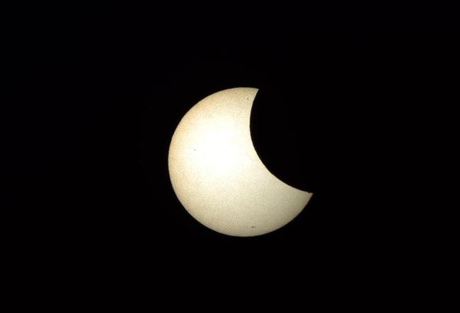 The annular eclipse
