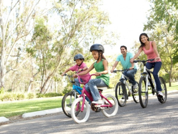 Summer Slimming Workout # 4: Biking