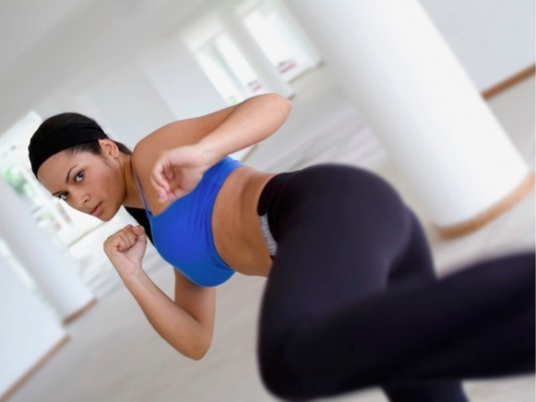 Cardio Exercises for Weight Loss:Body Combat Workout