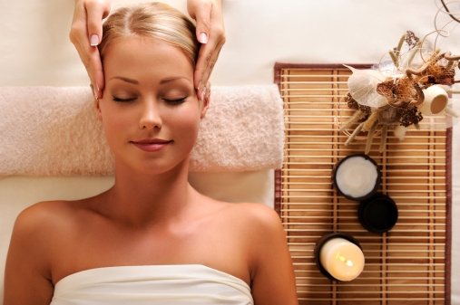 Tip for Good Vision # 18: Get a head massage