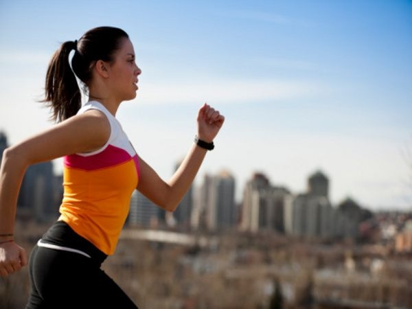 Workout for Sexy Body # 19: Running or walking