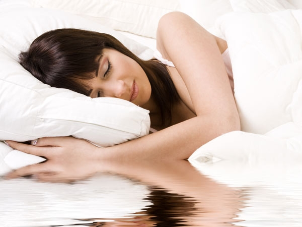Healthy Beauty Tip # 9: Use a silky smooth pillow