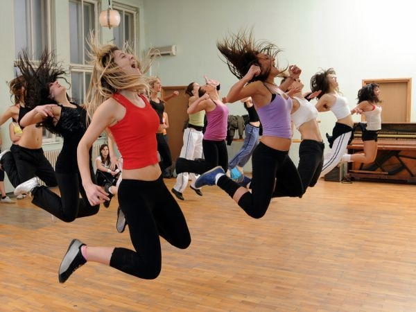 Cardio Exercises for Weight Loss: Zumba