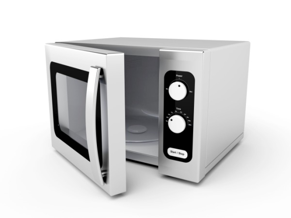Best Way to Detox Your Body # 19: Avoid the microwave