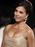 Celebrities Who Practise Yoga : Lara Dutta