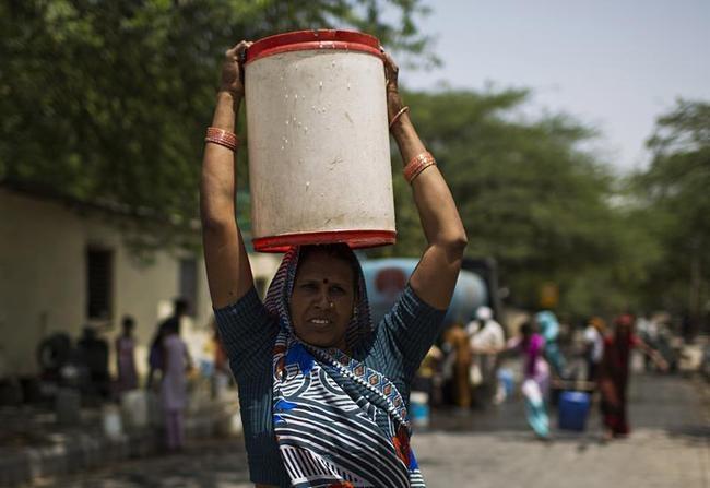 Delhi Struggles with Water Shortage