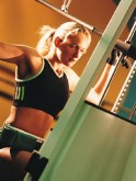 Workout for Sexy Body # 2: Later pull downs