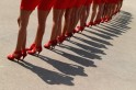 Grid Girls at Spanish F1 Grand Prix