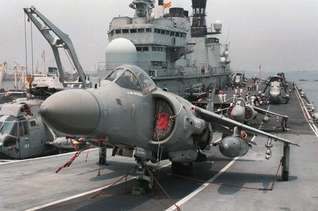 Life On Board HMS Illustrious