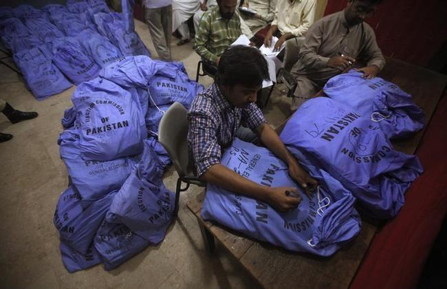 Pakistan General Elections 2013
