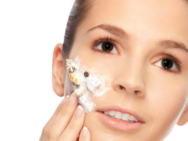 Healthy Beauty Tip # 1: Go scrub yourself