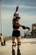 Summer Slimming Workout: Rollerblading