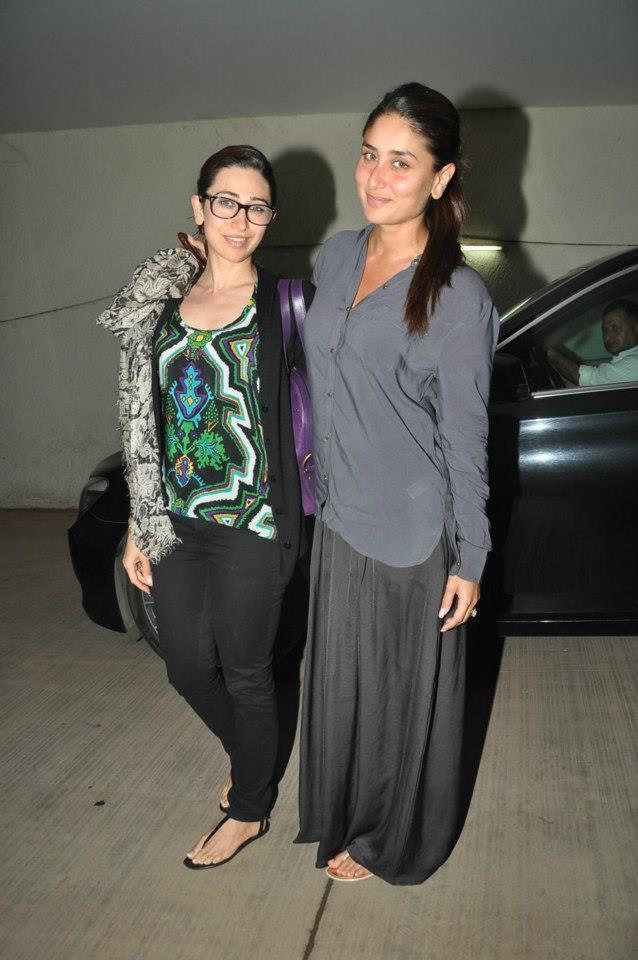 Karisma Kapoor, Kareena Kapoor