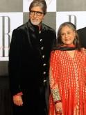 Jaya Bachchan & Amitabh Bachchan
