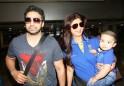 Shilpa Shetty, Viaan, Raj Kundra