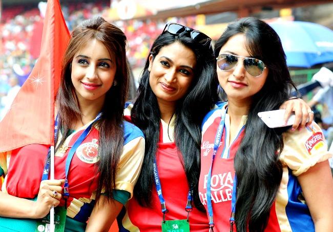 Sanjana, Swetha and Meghana