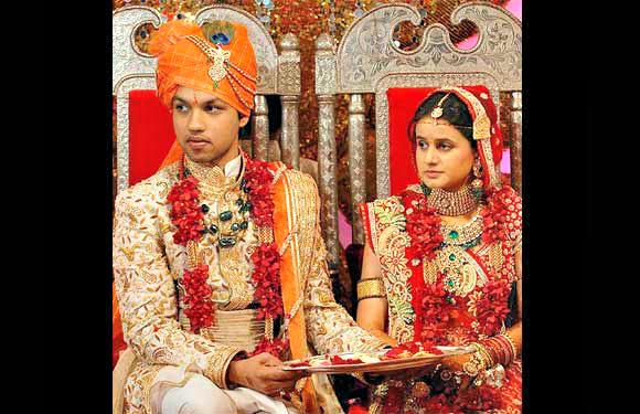 Saurabh Dhoot and Radhika Singhal