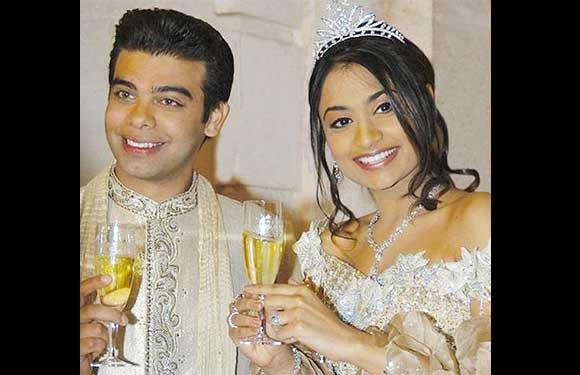 Amit Bhatia and Vanisha Mittal