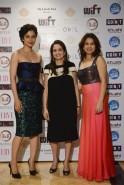 Kangana, Anupama Chopra and Petrina D