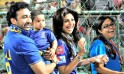 Raj Kundra, Shilpa Shetty and Viaan