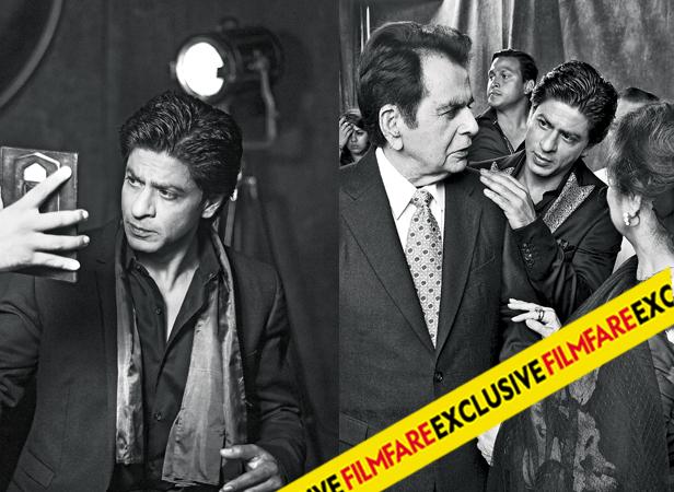 Dilip Kumar, Shah Rukh Khan