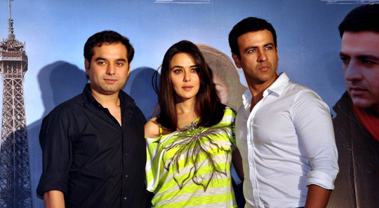 Preity Zinta, Rhehan Malliek