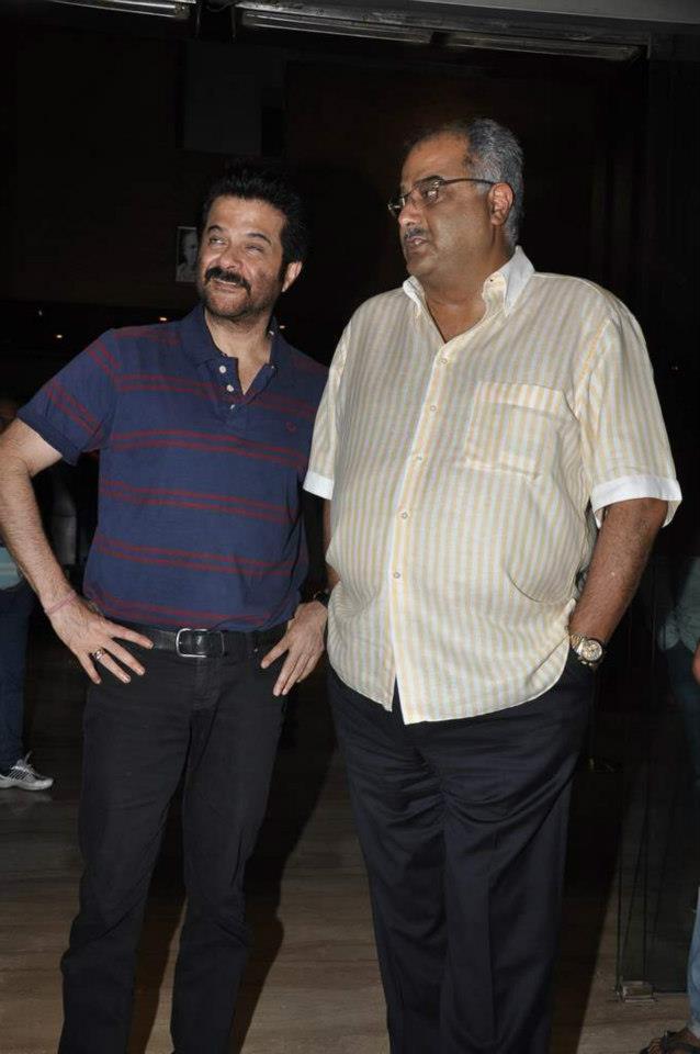 Anil Kapoor, Boney Kapoor