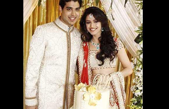 Alkesh Tandon and Raakhe Kapoor